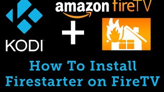 getlinkyoutube.com-How To Install Firestarter on your Amazon FireTV and Setup Kodi Shortcut