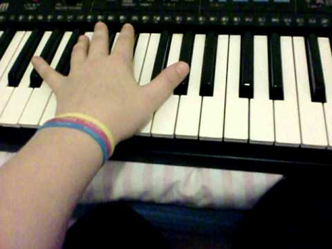 Lost in paradise - Evanescence piano tutorial^^