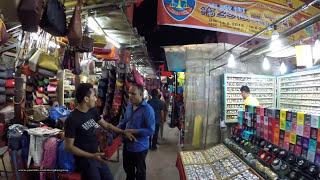 Kuala Lumpur, Malaysia Night-Market, Petaling Street Walk Tour by HongKongMap