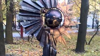 Донецк - Парк кованых фигур