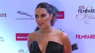 getlinkyoutube.com-Neha Dhupia Hot B00BILICIOS Show Caught On Camera