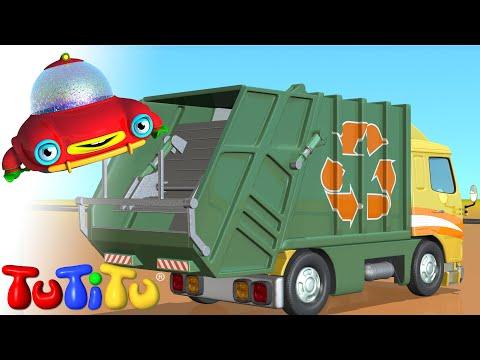 TuTiTu Caminhão de lixo