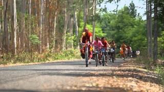 07 Human Ride จักรยานบันดาลใจ ตอน วงล้อนำธรรม (10 พ.ย. 56)