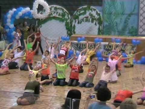 dans copii fantezia Galati