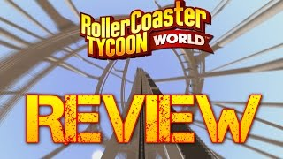 getlinkyoutube.com-RollerCoaster Tycoon World | Early Access Review | Gameplay REFUND!