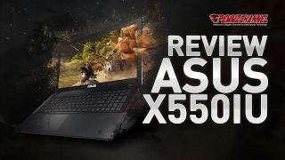 getlinkyoutube.com-Review Asus X550IU Part 1 - Desain, Spesifikasi, Display Panel dan Upgrade Option