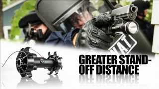 getlinkyoutube.com-Throwbot XT - ReconRobotics Tactical micro robot system for army swat law enforcement security