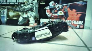 getlinkyoutube.com-Transformers Stop Motion - Race and Destroy - TGS
