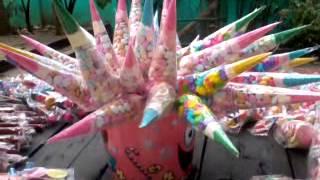 getlinkyoutube.com-Conos de dulces etc.