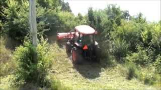 getlinkyoutube.com-Kubota L60 Series L6060 AutoHitch
