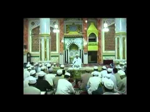Sheikh Nuruddin Al Banjari - Sifat Solat Nabi