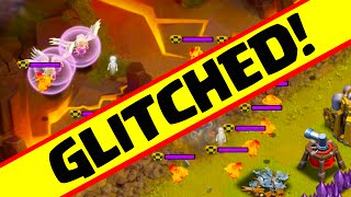 getlinkyoutube.com-Clash of Clans ♦ TRUE GLITCHES ♦ What Are These Troops DOING?! ♦ CoC ♦