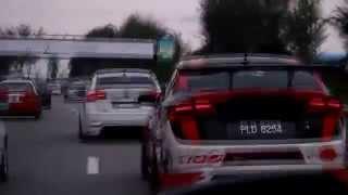 getlinkyoutube.com-Penang Preve Motorsport Club (PANTHERZ)