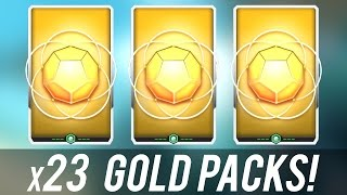 getlinkyoutube.com-Halo 5 REQ Pack Opening! (Opening 23 Gold REQ Packs)