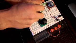 getlinkyoutube.com-Robot control via wireless Xbee joystick