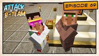 getlinkyoutube.com-Minecraft - Attack of the B-Team! - De-Zombification - ELVIS! - E69