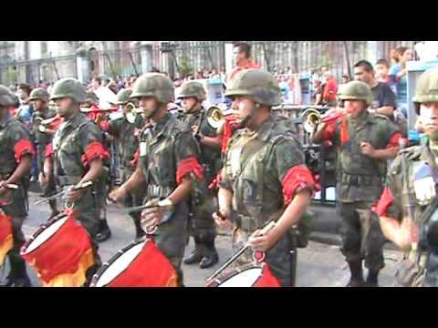 videos de la banda de guerra: