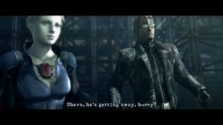 getlinkyoutube.com-Resident Evil 5 PC Mod - Wesker with Real Dodges Playable (Wesker vs. Wesker)