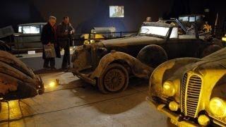 getlinkyoutube.com-On the next 'Strange Inheritance' man inherits rusty car collection