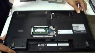 Toshiba L775 AC DC Power Jack Repair