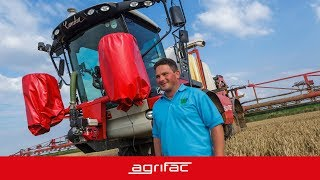 Agrifac Condor - user experience - Worth Farms UK