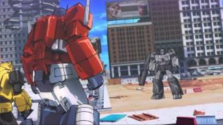 getlinkyoutube.com-Transformers: Devastation 變形金剛:毀滅行動 HD 第一章 鋼鐵之城