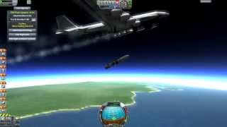 getlinkyoutube.com-Kerbal Space Program - Procedural Fairings & Pegasus Launcher