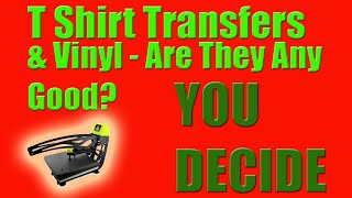 getlinkyoutube.com-T Shirt Transfer Printing And Vinyl Tutorial Is It Any Good  You Decide