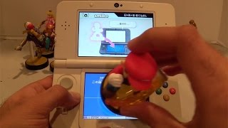 getlinkyoutube.com-New 3DS: Using Amiibo in Super Smash Bros