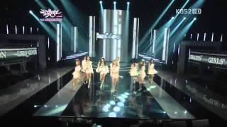 getlinkyoutube.com-[111201] SNSD - The Boys @ Music Bank