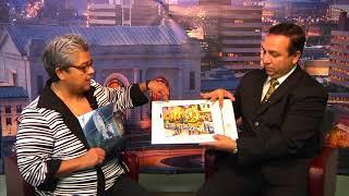 Ramona Arroyo anuncia la construcción de un altar que simulará al