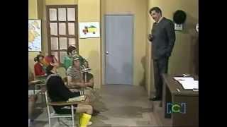 getlinkyoutube.com-El Chavo del Ocho - Capítulo 221 - El Alacrán 1 - 1978