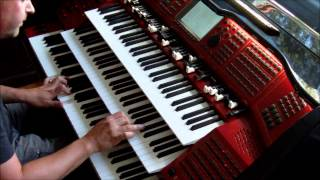 getlinkyoutube.com-Conquest Of Paradise (Vangelis), played on Böhm Emporio organ