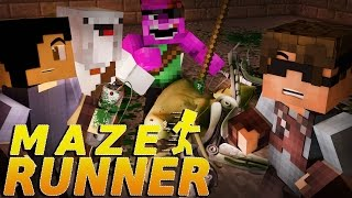 "getlinkyoutube.com-Minecraft MAZE RUNNER! - ""SHE'S THE LAST....!"" #6 (Minecraft Roleplay)"