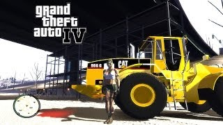 getlinkyoutube.com-GTA 4 LC New York City 2007 2008 The Biggest & Small Civil Constructions in IV For DEV