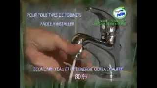 Économiseur anti-gaspi pour robinet