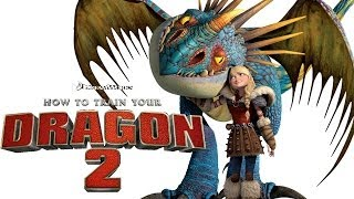getlinkyoutube.com-How To Train Your Dragon 2 - Stormfly Attack Gameplay Overview  [PS3/XBOX360/Wii]