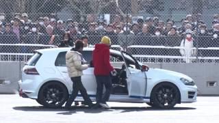 """スーパーみんモー VW GOLF R tuned by COX"""""""
