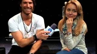 getlinkyoutube.com-Angelique y Sebastian rulli aclaran los rumores - Estrellas Hoy