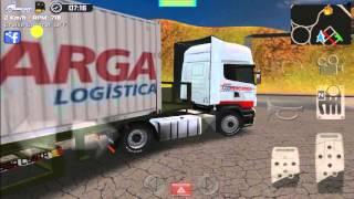 getlinkyoutube.com-Grand Truck Simulator - Mod-Skin Coopercarga e Dinheiro Infinito