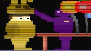 getlinkyoutube.com-Five Nights at Freddy's 4 Secret Purple Man Easter Egg Minigame