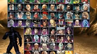 "getlinkyoutube.com-2D ""Mortal Kombat"" characters in 3D ""Mortal Kombat: Armageddon"" [HD]"