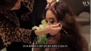 getlinkyoutube.com-Ha Ji Won - Musee Nuef 10 years annivesary's congratulation