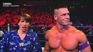 getlinkyoutube.com-WWE Fred and John Cena vs Mr.Devlin and Kevin (HD)