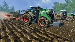 getlinkyoutube.com-Farming Simulator 2015 - Fendt 1050 By VasilisVasilis Modding
