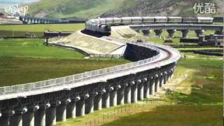 getlinkyoutube.com-RailHD production: Qinghai-Tibet railway 青藏铁路