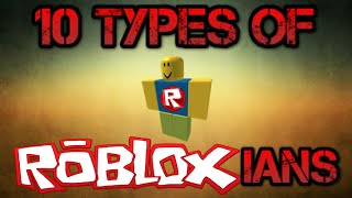 getlinkyoutube.com-10 Types Of ROBLOXians