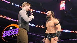 getlinkyoutube.com-Neville delivers his State of 205 Live address: WWE 205 Live: Feb. 28, 2017