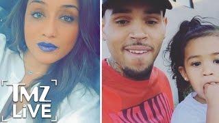 getlinkyoutube.com-Chris Brown Destroys Baby Mama (TMZ Live)