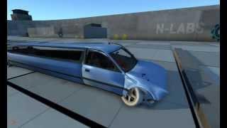 getlinkyoutube.com-BeamNG mod : Ibishu Limousine